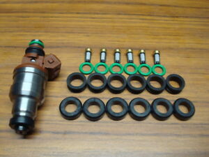 Fuel Injector Seal, Filter & O-Ring Service Kit for Mitsubishi 3000GT & Stealth