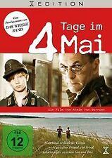 4 Tage im Mai von Achim von Borries   DVD   Zustand sehr gut