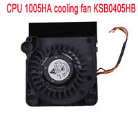 For Asus EEE PC 1005HA laptop cpu cooling fan cooler KSB0405HB cpu fan
