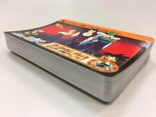 Dragon Ball CARDDASS HONDAN Part 17 -100% ORIGINALES NUEVAS - 1993 Made in Japan