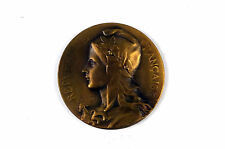 "French Bronze Medal ""Union of Food Trade Unions"" 1944 F. RASUMNY"