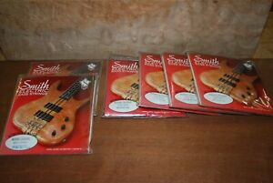 6 Each Sets Ken Smith Double Ball End Bass Strings, New, Shipped!