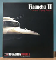 "NEW Squadron Models 1/72 Scale ""Haunebu"" II German UFO Flying Saucer SQM0001"
