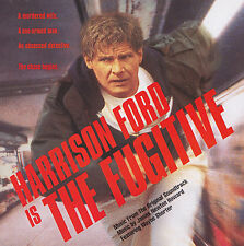 Harrison Ford is the Fugitive-CD-Music from the Original Motion Picture pag.