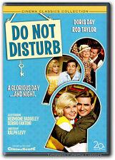 Do Not Disturb DVD New Doris Day, Rod Taylor, Hermione Baddeley