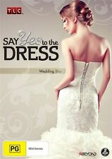 Say Yes To The Dress - Wedding Bliss : NEW DVD