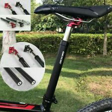 ZOOM Bike Suspension Seatpost 27.2//31.6*350mm Hydraulic MTB SeatTube 50mm Travel