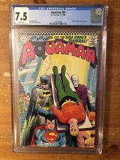 Aquaman #30 CGC 7.5 Such Bright Colours DC comics 1966 Not PGX Or CBCS