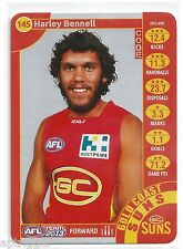 2013 Teamcoach Silver (145) Harley BENNELL Gold Coast