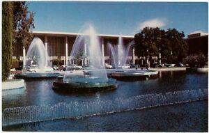 Stanford University Medical Center 1960's Souvenir Postcard FREE USA Ship $10