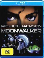 Michael Jackson: Moonwalker (Blu-ray) Musical Genius [Region B] NEW/SEALED