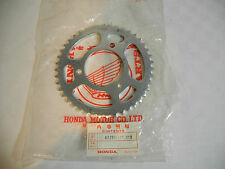 RUOTA Dentata Posteriore Chain SPROKET HONDA mb50 mb80 New Part Nuovo