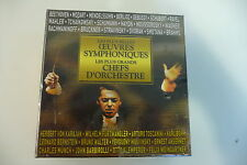 LES PLUS BELLES OEUVRES SYMPHONIQUES LES PLUS GRANDS CHEFS D'ORCHESTRE 20 CD NEW
