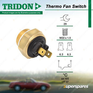 Tridon Thermo Fan Switch for Land Rover Discovery 110 Country Defender