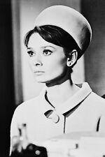 Audrey Hepburn Charade Coat & Hat 11x17 Mini Poster