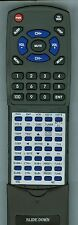 Replacement Remote for NAD HTR-2, T752, T761, T743, T753, T742, T773,T762, T763