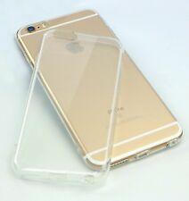 PQI Crystal Clear Protective Case for iPhone 6 / 6s - Anti Slip, Shock Absorbing