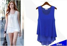 Simple Style Tank Top