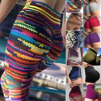 Women Sport Shorts Casual Beach Summer Running Gym Yoga Hot Pants Short Trousers