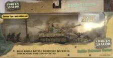 Forces of Valor- German Tiger I and Soldiers 1:72 Die Cast Metal Set, NEW