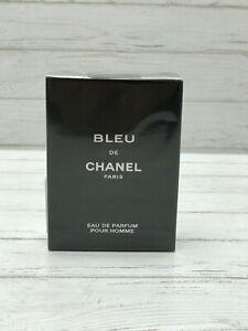 Chanel blue eau de parfum 3.4 oz New with box