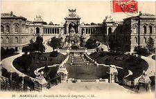 CPA MARSEILLE Ensemble du Palais de Longchamp (404675)