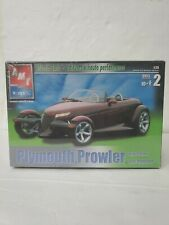 PLYMOUTH PROWLER WITH TRAILER  AMT ERTL MODEL KIT 1:25 SCALE FROM 2008