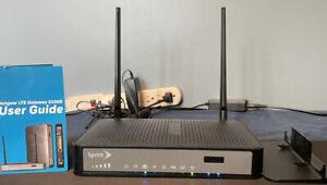NETGEAR LG6100D 6100D Sprint LTE Gateway Broadband Modem 3G 4G Complete & WORKS!