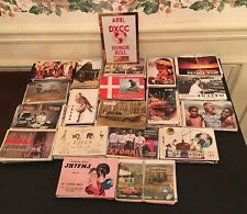 Ham Radio QSL Cards 80's 90's Lot Approximately 900 FROM HONOR ROLL COLLECTION