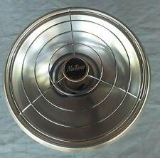 New listing Vintage NuTone Aluminum Radiant Ceiling Bathroom Heater Model 9280~1000 Watts
