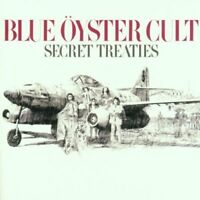 Blue Oyster Cult - Secret Treaties [CD]