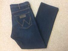 Mens Wrangler Arizona Jeans 34 Waist 30 Leg Stretch Denim Mint Condition