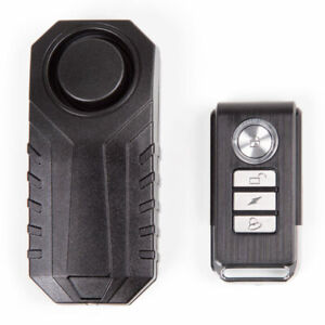 Mobility Scooter / Powerchair / Wheel Chair Security Anti Theft Wireless Alarm.