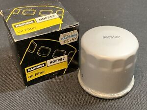 Halfords Oil Filter HOF257