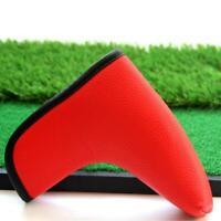 PU Putter Cover Headcover Blade Golf Putter Golf Club Head Covers Accessory