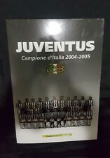 Juventus campione d'Italia 2004/05 kit celebrativo poste italiane bolaffi