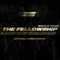 ATEEZ The FELLOWSHIP : MAP THE TREASURE WORLD TOUR CONCERT OFFICIAL MD