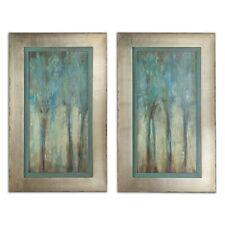 Uttermost Whispering Wind Framed Art, Set of 2 - 41410