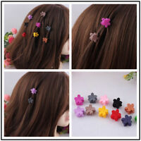 Baby Girl 30PCS Plastic Hair Claw Cartoon Mini Kids Clip Clamp 2018 New Fashion