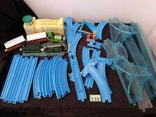 Tomy trackmaster thomas the tank engine Sodor Airport Plus Jeremy and Sky Tracks