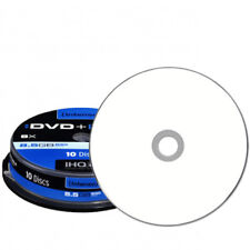 10x Intenso Rohlinge DVD+R Double Layer full printable 8,5 GB 8x Spindel