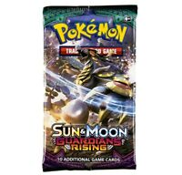 Pokemon TCG Sun & Moon Guardians Rising Booster Pack
