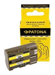 Batterie Patona BP-511, BP-512 pour  CANON EOS-D30 D60 G1,G2..