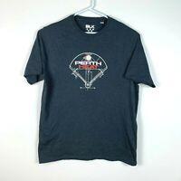 Perth Heat BLK ABL Baseball Shirt Size Men's 3XL