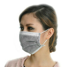 50PCs Disposable Anti-Dust Surgical Anti-Dust Medical Mask Earloop Mouth-Muffle