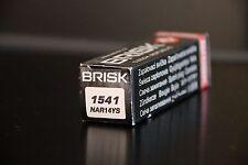 1X BRISK Bougie NAR14YS SKYTEAM Wacky ST125 125 LX50ST-C Superbyke M-Ped nouveau