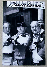 Nancy Kovack Signed 4x6 Three Stooges Photo Star of The Outlaws is Coming COA #2
