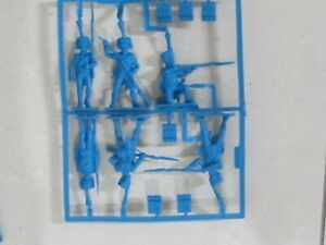 1/32 54mm Napoleonic French  Infantry Toy Soldiers