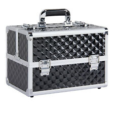Beautify Large Beauty Case Professional Cosmetic Makeup Vanity Nail Storage Box