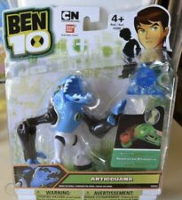 Ben 10 Ultimate Alien Articguana Collectable Action Figure Bandai Exclusive